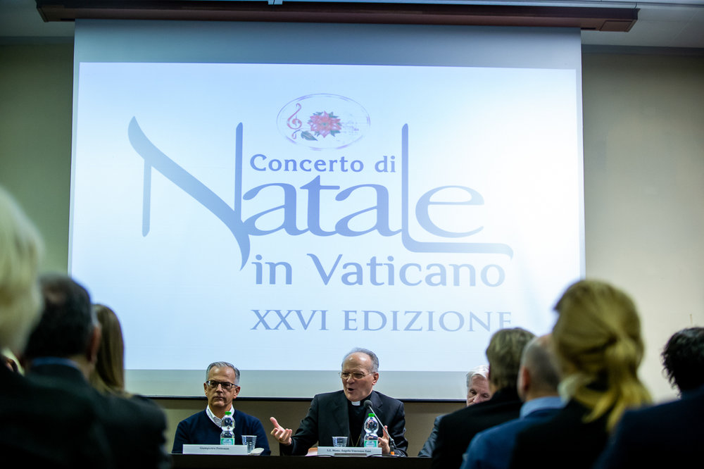 Innovation Center Dubai - Natale in Vaticano