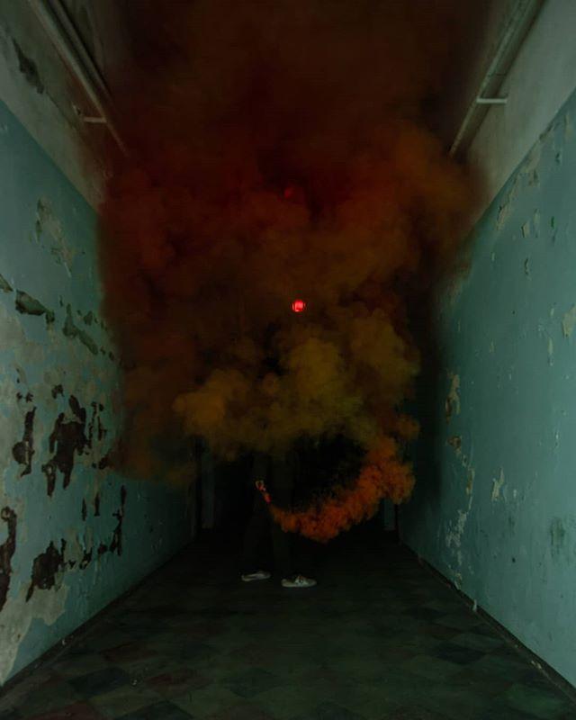 #smokepom #smokebombphotography #prison #haunted #abandoned #abandonedplaces #visitpärnu #visitestonia #cccppõgenemistoad