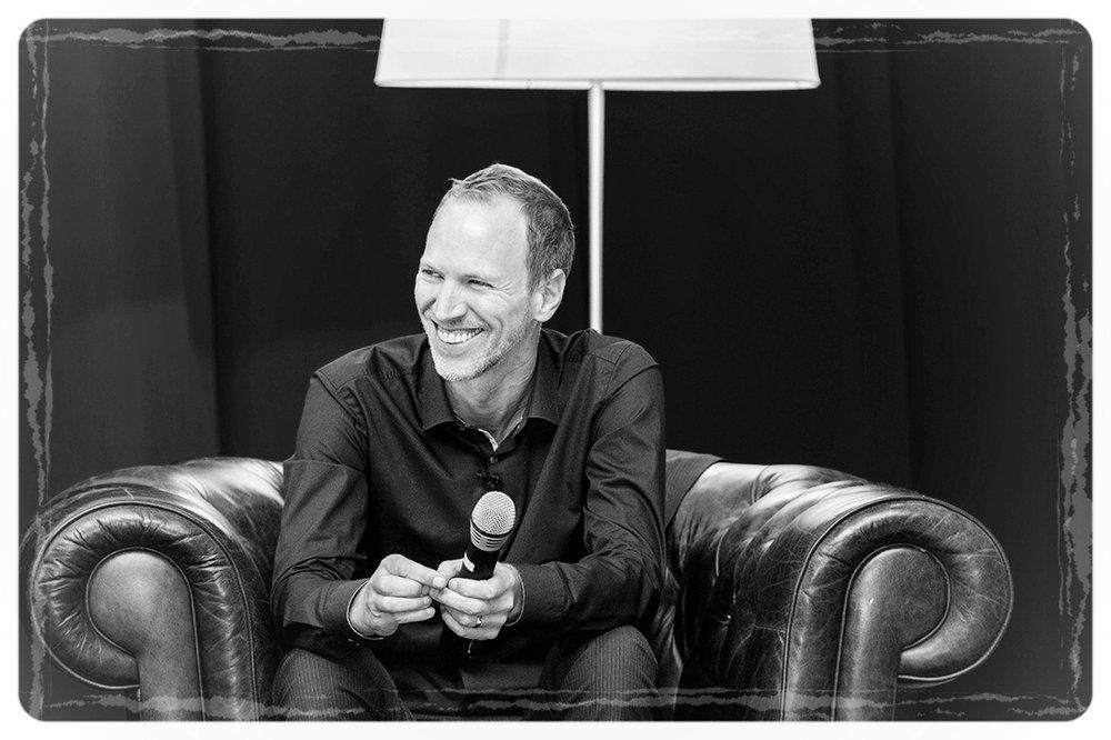 Tim Leberecht - Autor & Co-FounderThe Business Romantic Society
