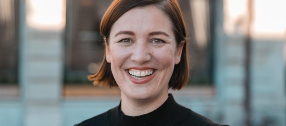 Anita Zielina - Director of Innovation and Leadership at Craig Newmark J-School, New York