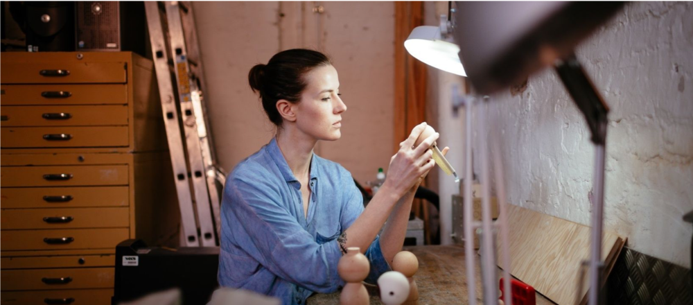 Justyna Zubrycka - Co-Founder and Chief Designer, Vai Kai