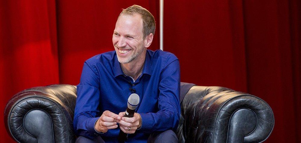 Tim Leberecht - Autor & Co-Founder, The Business Romantic Society