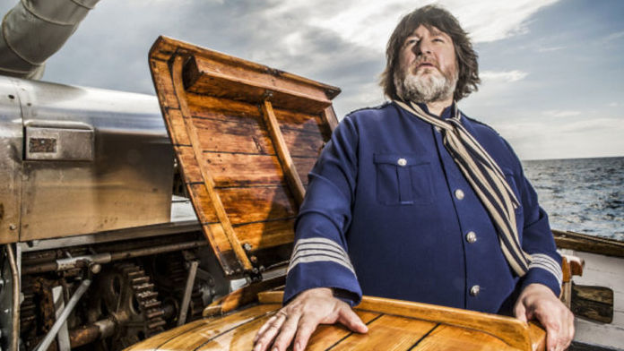 SVT Ebbots ark  Foto: Janne Danielsson/SVT