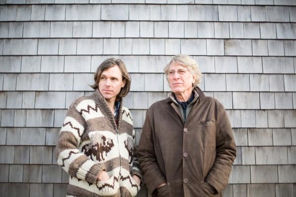 Bill and Joel Plaskett