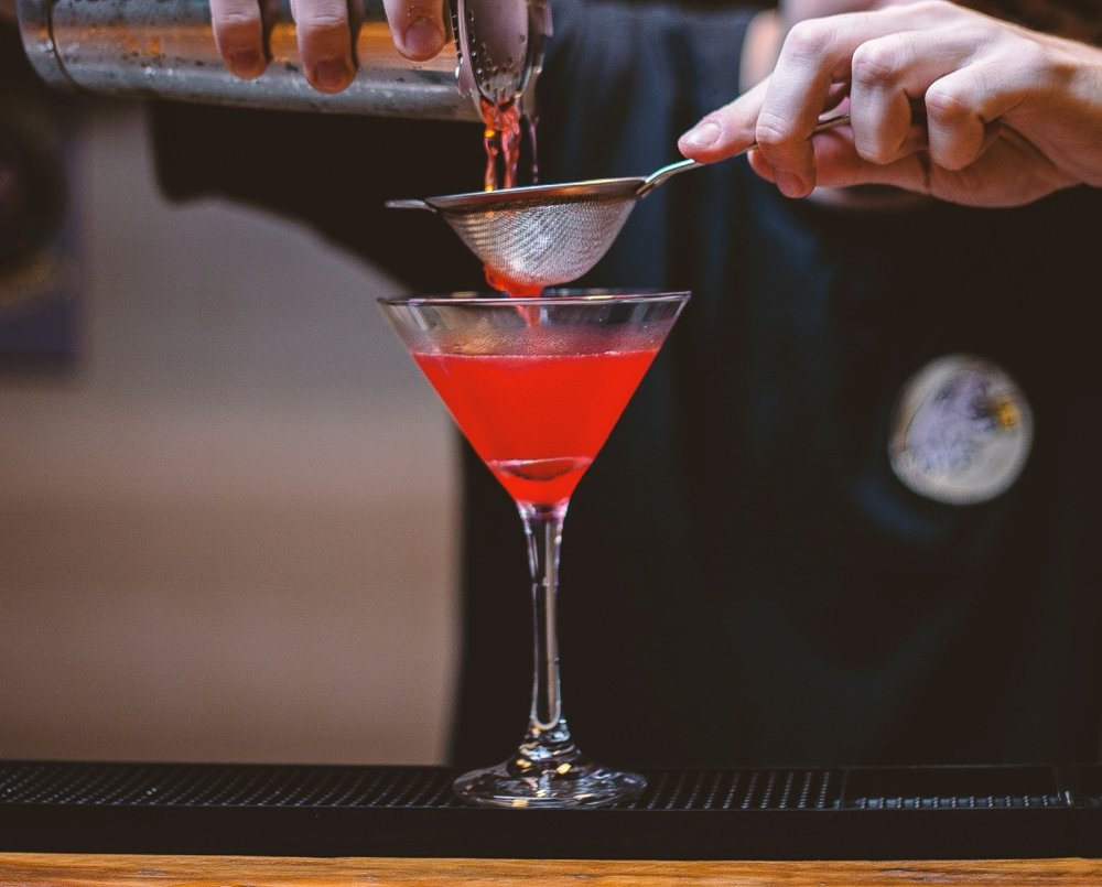 British French Martini -