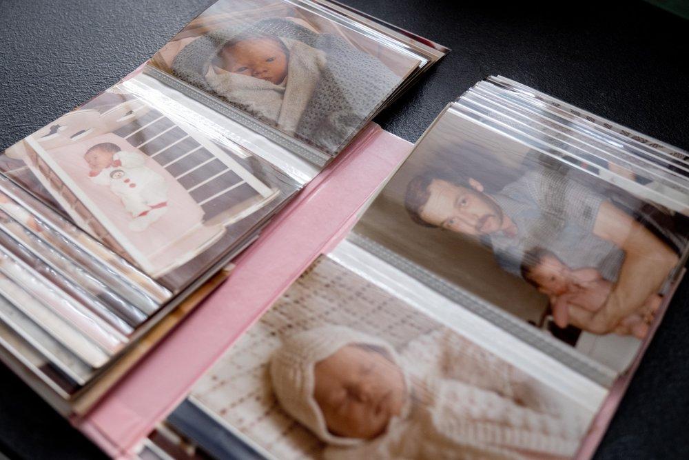 Mama Bear Photography | Newborn Photographer Lincoln 002