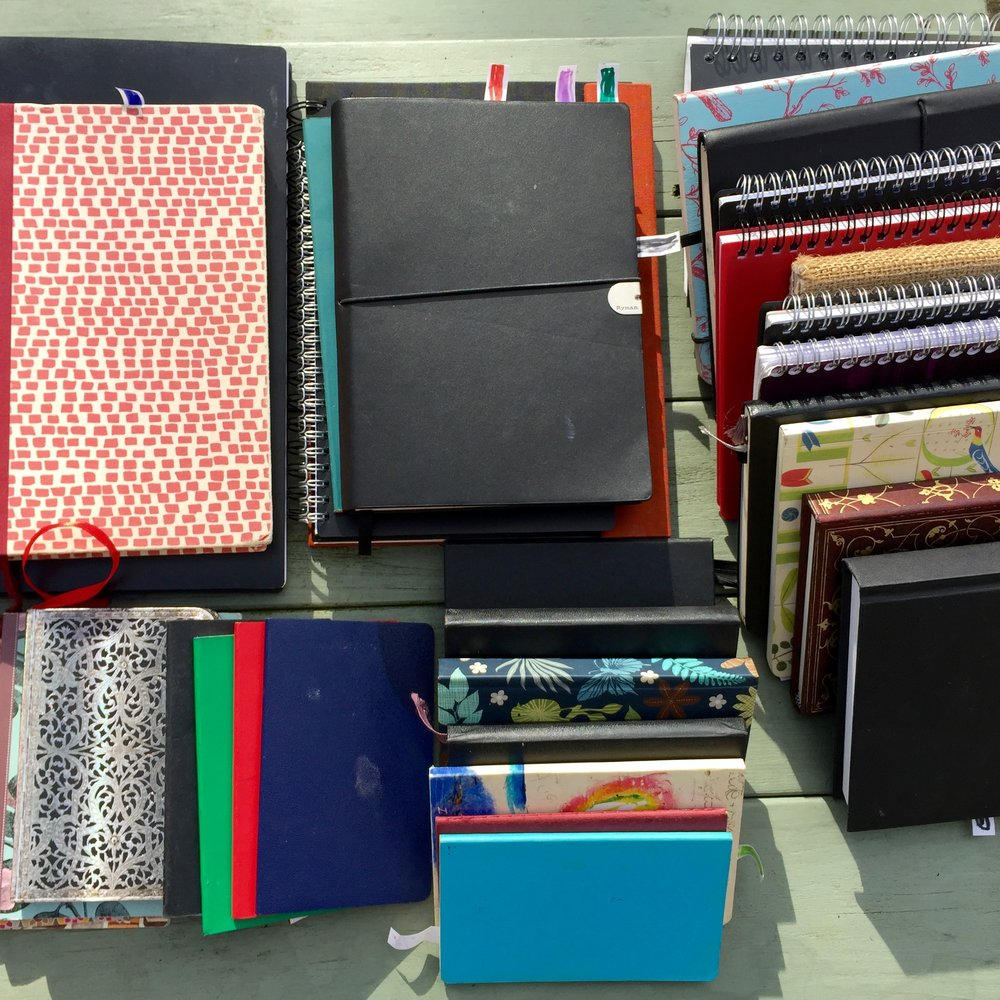 I've tested a wide range of sketchbooks over the years!