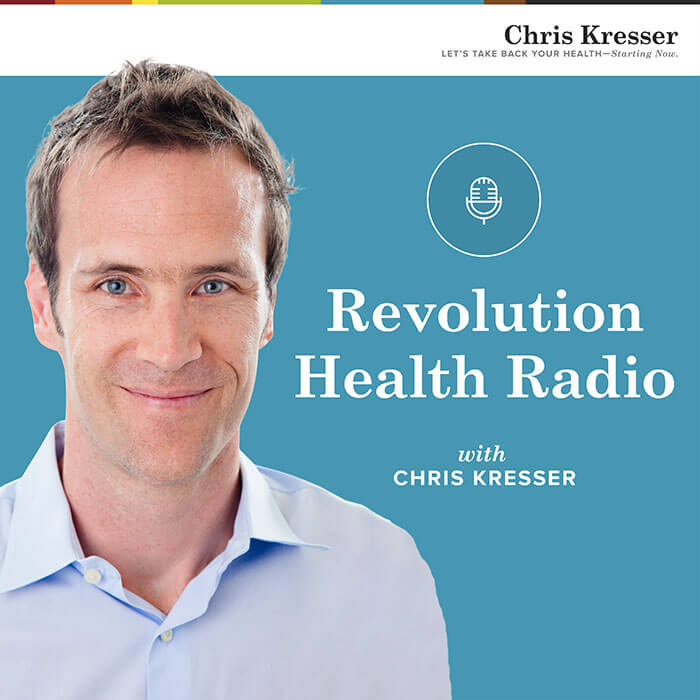 Revolution Health Radio  - Chris Kresser debunks mainstream myths on nutrition and health and has the latest information on ways to prevent and reverse disease naturally.