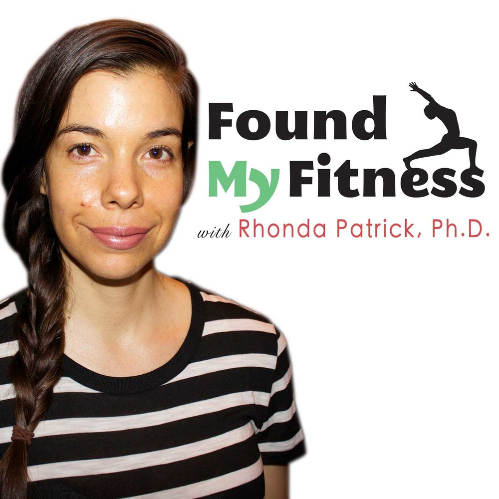 FoundMyFitness - Dr. Rhonda Patrick is my serious girl crush. Her episodes on the JRE are some serious Jedi-shit (read: take out a pen and paper). She explores strategies to increase healthspan, well-being, cognitive and physical performance through deeper understandings of biology.