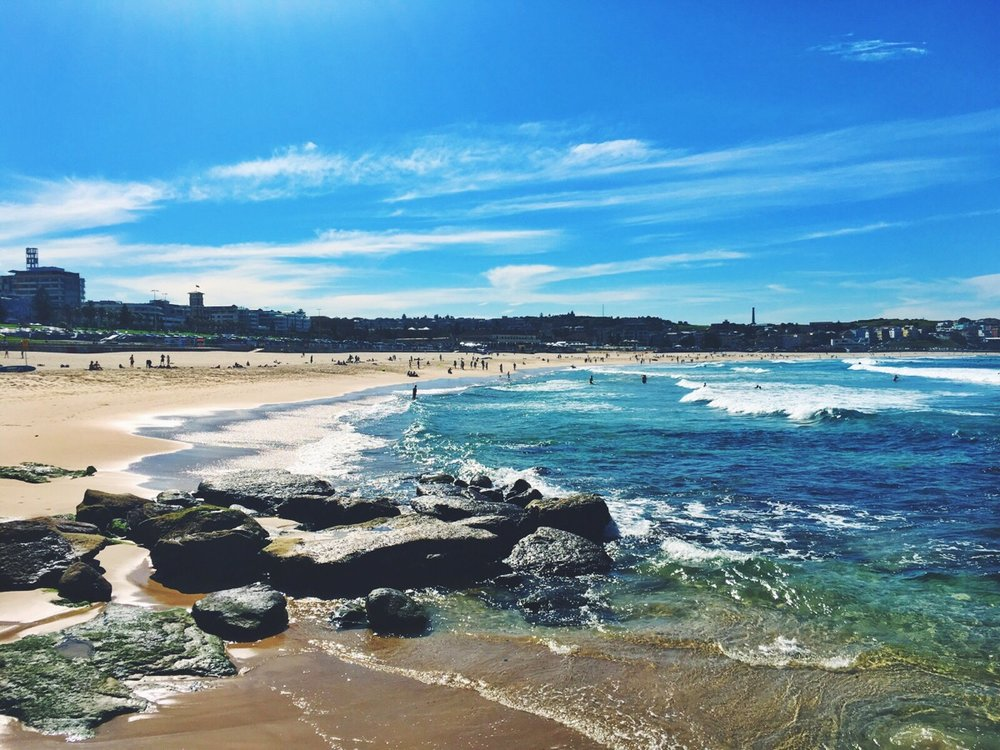 The one, the only: Bondi Beach.