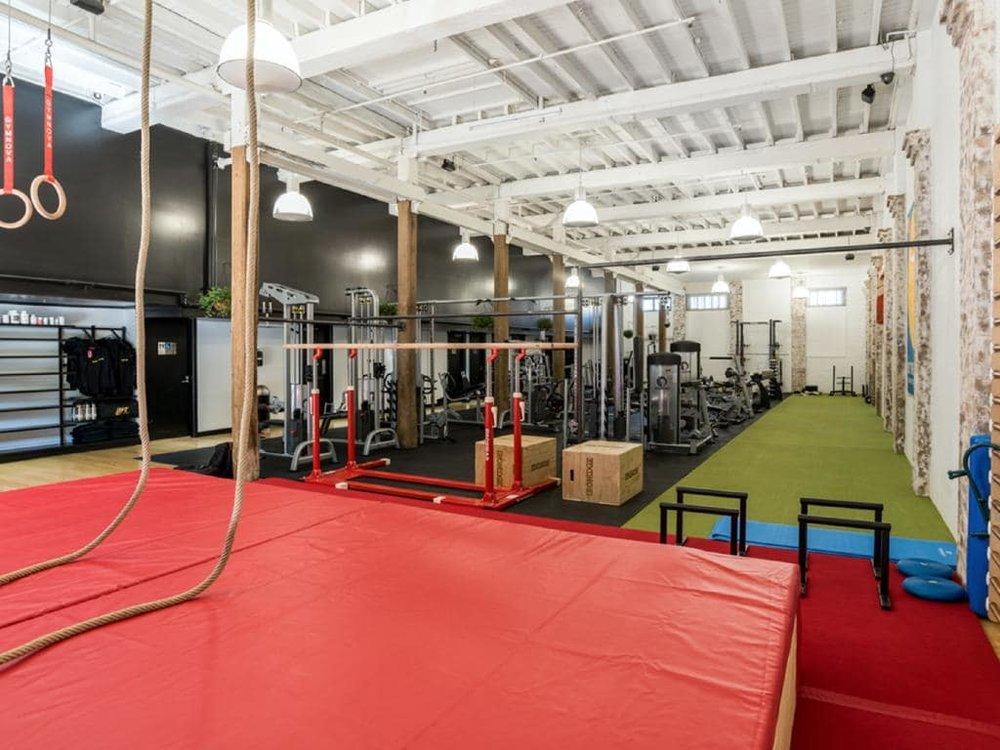 Lift Performance Centre, Redfern.