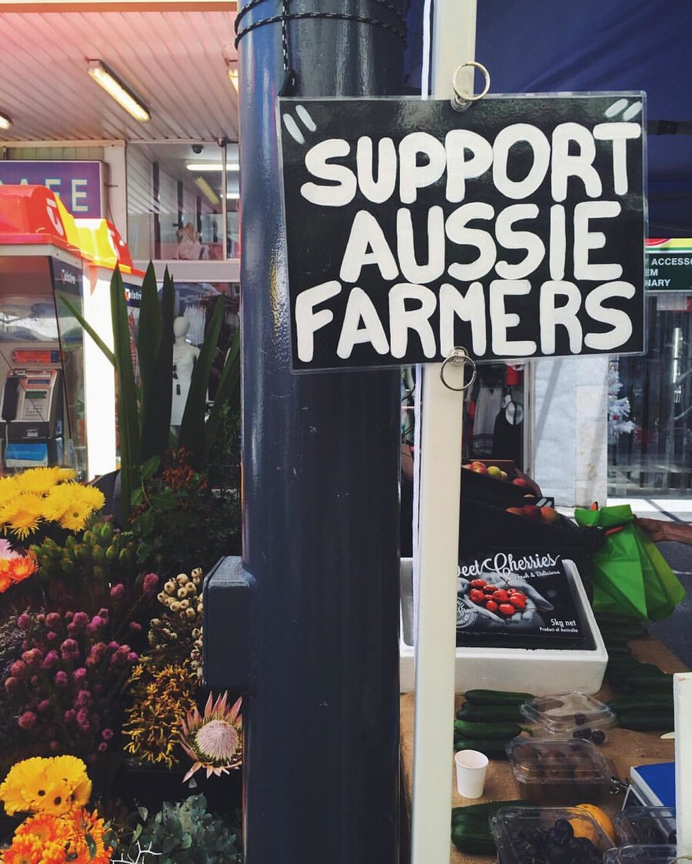 Sydney's farmers markets allow you to support local and really connect with the people who grow your food.