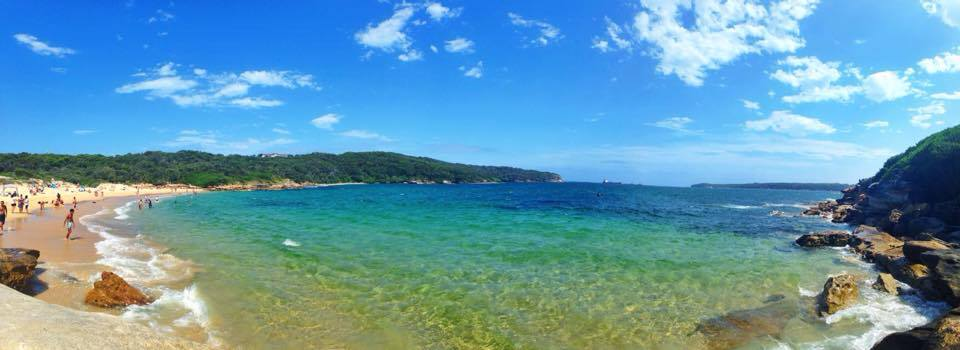 Big Congwong Beach, La Perouse.