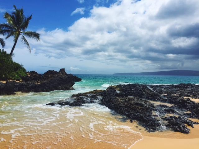 Makena Cove (aka Secret Beach)