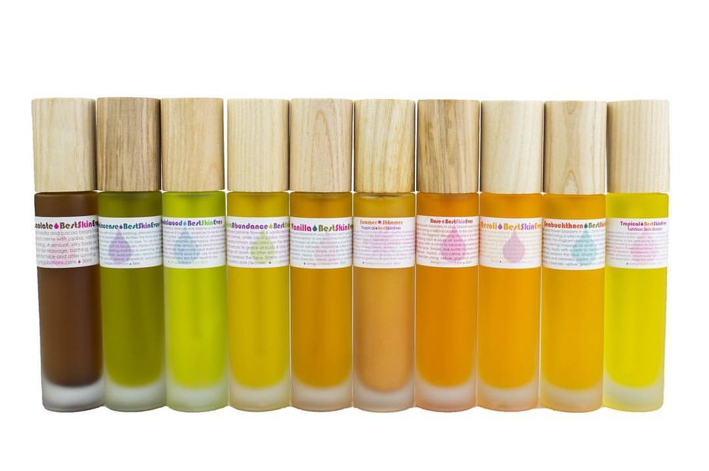 Click  HERE  to buy Living Libations face oils.