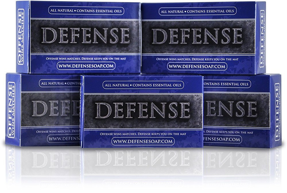 Defense soap is a natural soap that is notorious for killing harmful bacteria including Staph.