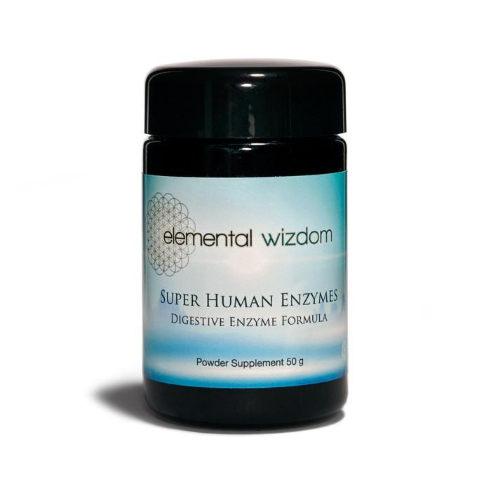 Super Human Enzymes