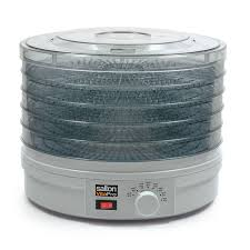 Dehydrator Machine - Activate your nuts at home by soaking them in spring water, and then dehydrating them at low temperature to bring back the crunch!