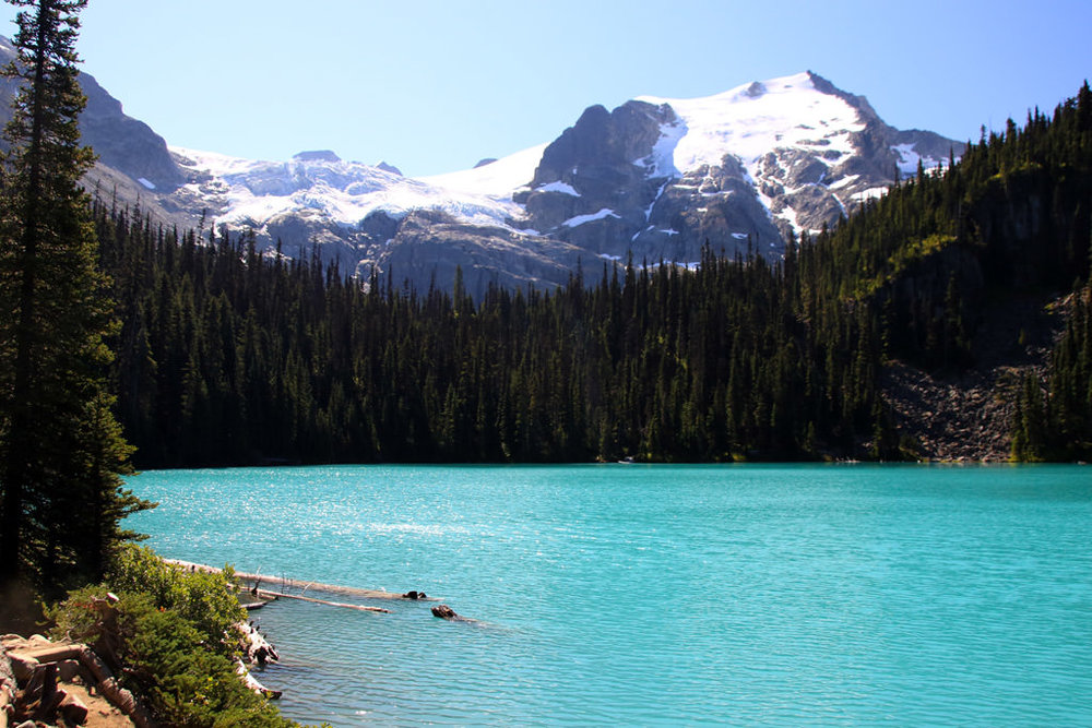 Joffre Lake, Pemberton, BC.