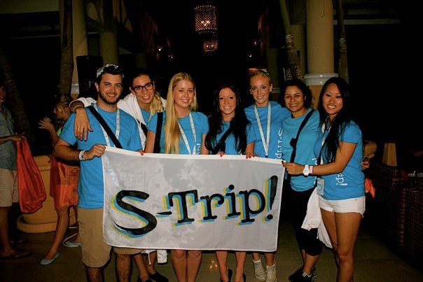 Working regularly in the Caribbean while staffing travel trips for young people, when I was about 18. Such a great way to travel multiple times a year, at 0 cost!