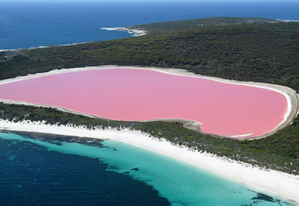 Spencer Lake, Australia. IMG: matteo_it