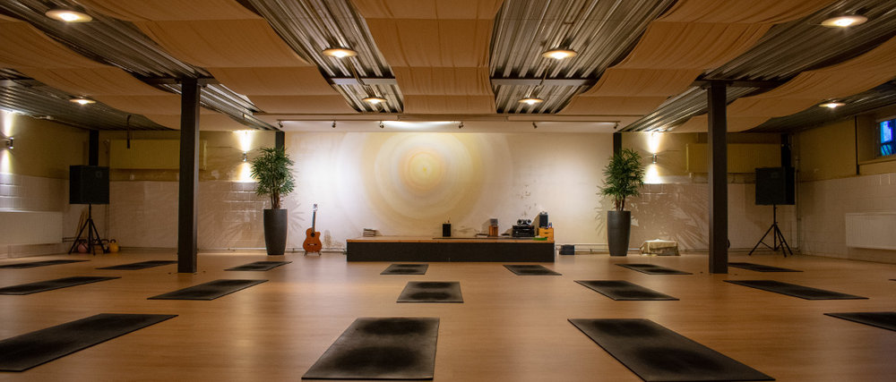 Unlimited Health Yoga.