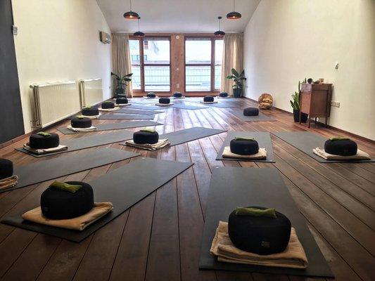 Rumah Yoga.