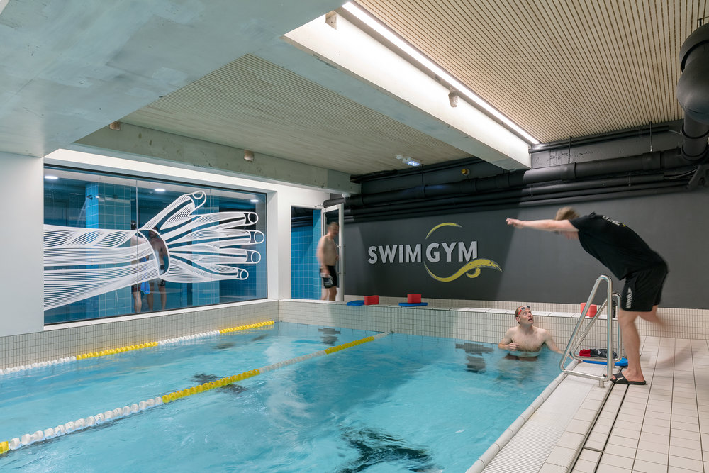 Swim Gym.