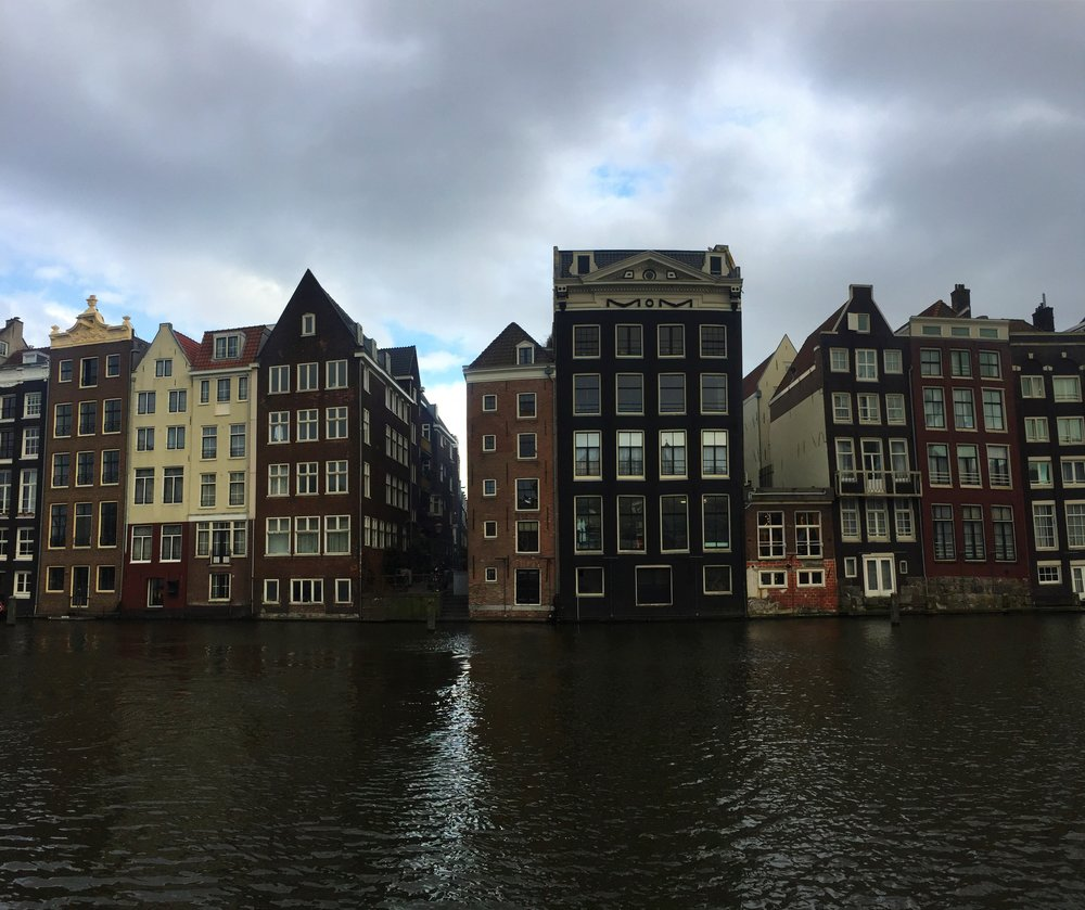 Amsterdam, one of my favourite cities. I stayed for a month and sublet a room in a shared house with a few other girls. One of which I connected with so deeply and made a lifelong connection with.