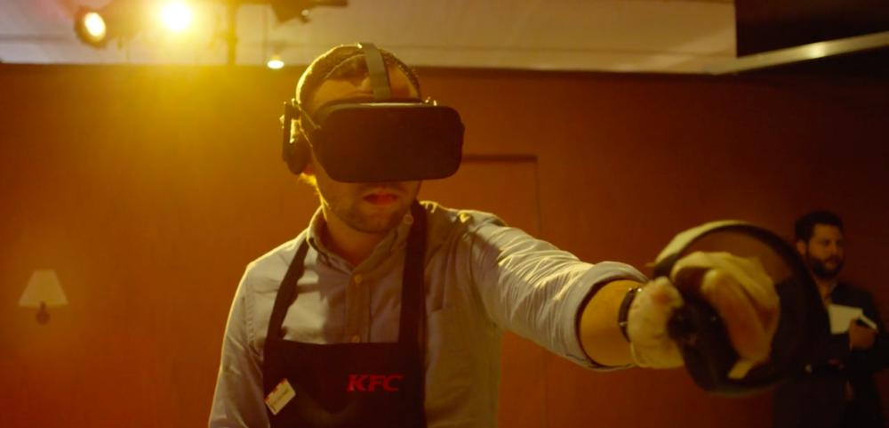 - KFC - Activation: New York, NY