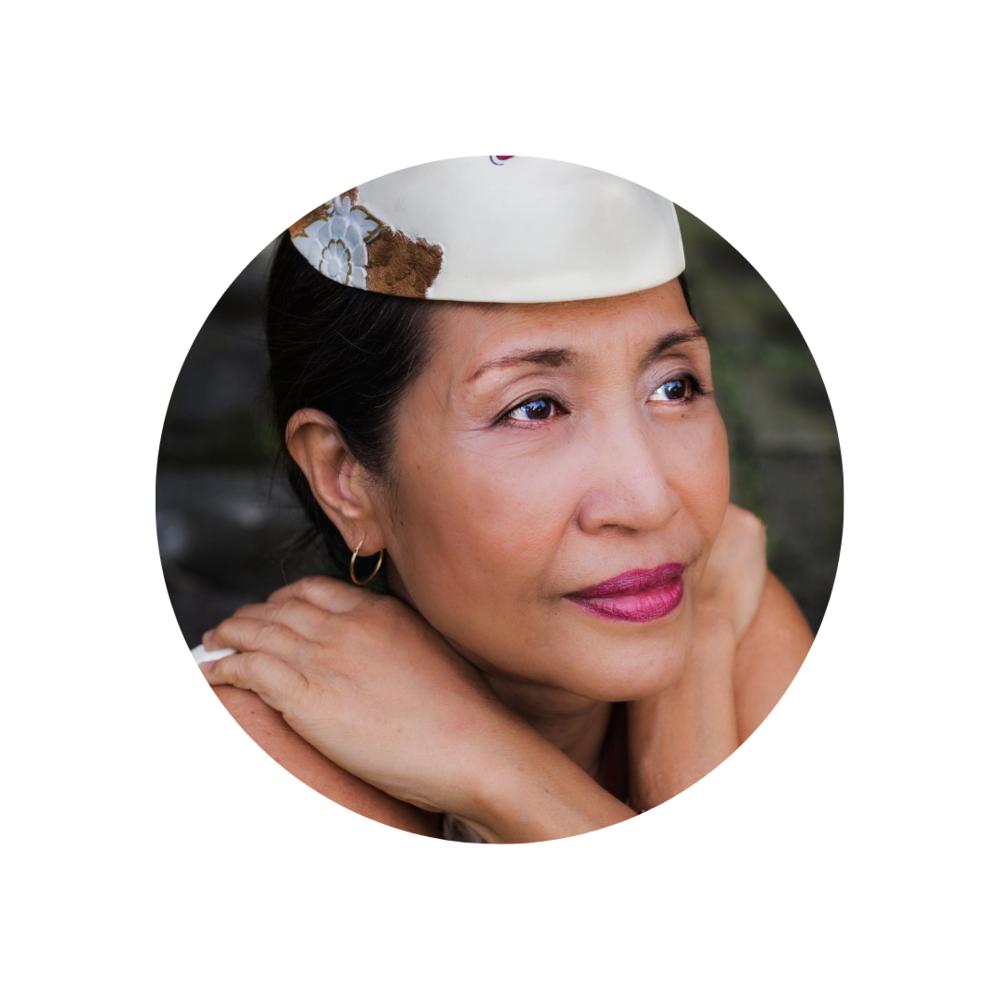 JANE JELITA CHEN (INDONESIA)   Artist, Sacred Sound & Scent Healer, Wisdom Keeper