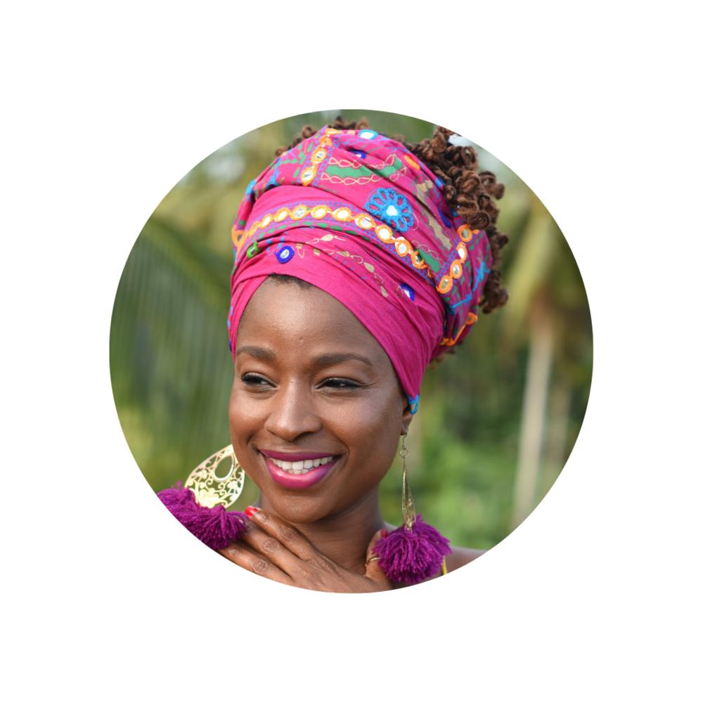 SILFATH PINTO (BENIN)   Energy Healer, Feminine Keeper & Movement Alchemist