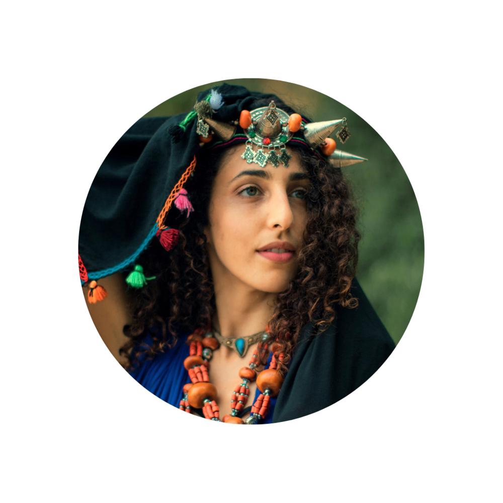 LAYEENA LINA (MOROCCO)   Sound Healer & Vocal Coach