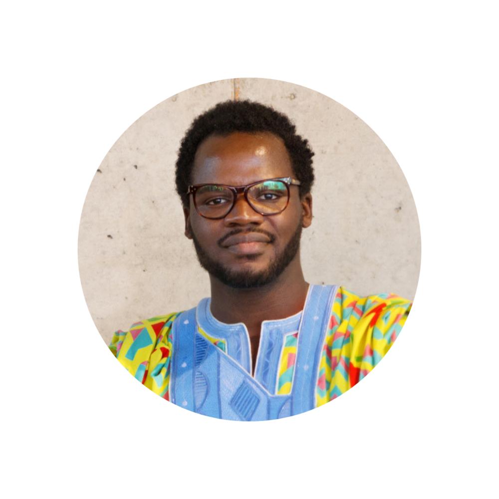 PIERRE-CHRISTOPHE GAM (CAMEROON/CHAD)   Artist, Art Director, Activist