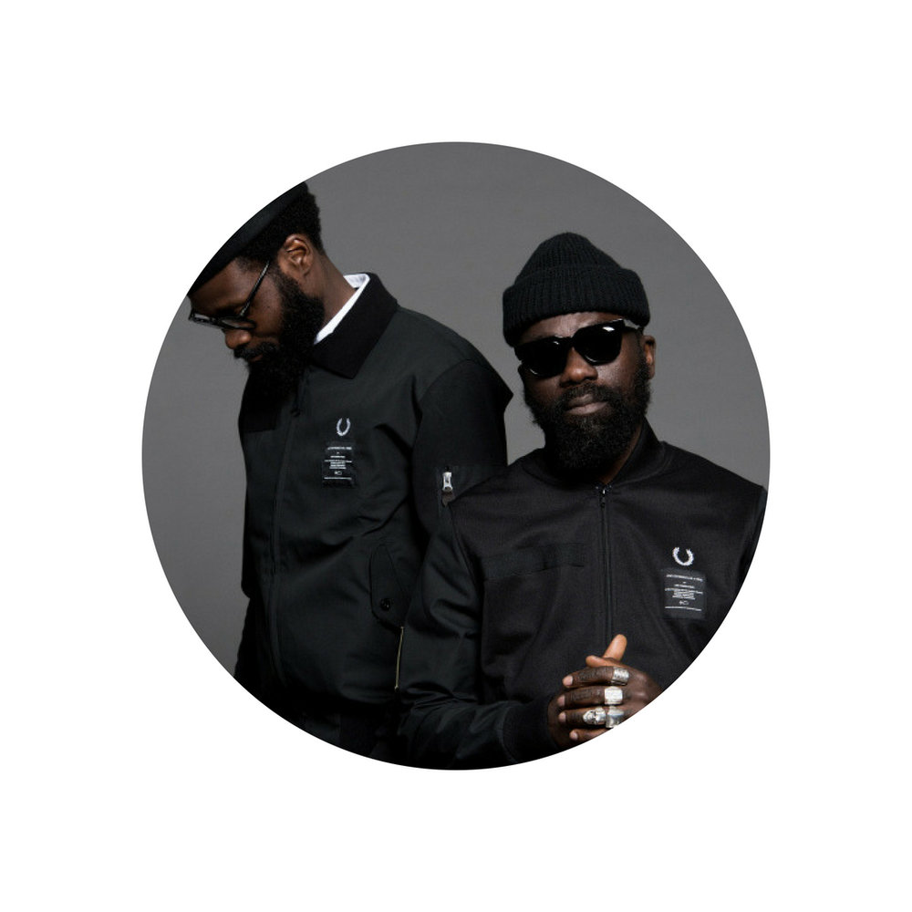 ART COMES FIRST (HANA/ANGOLA/UK)   One of the most dynamic creative duos in the fashion industry