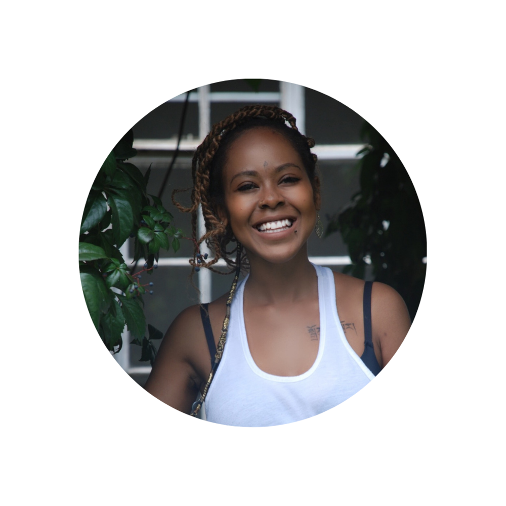 BANESA TSEKI (LESOTHO)   Entrepreneur, yoga studio co-owner and yoga instructor, Tounché Africa event partner