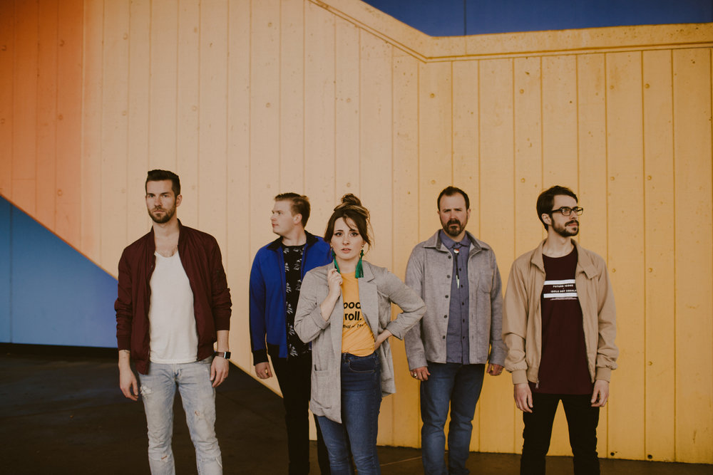 Rosalind & The Way - Nate Yaroslaski,Nick Lübs,Cassie Beer,Josh St. John,Ian Pettit