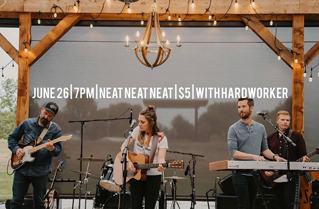 Tonight @neatneatneatrecords at 7pm!!!