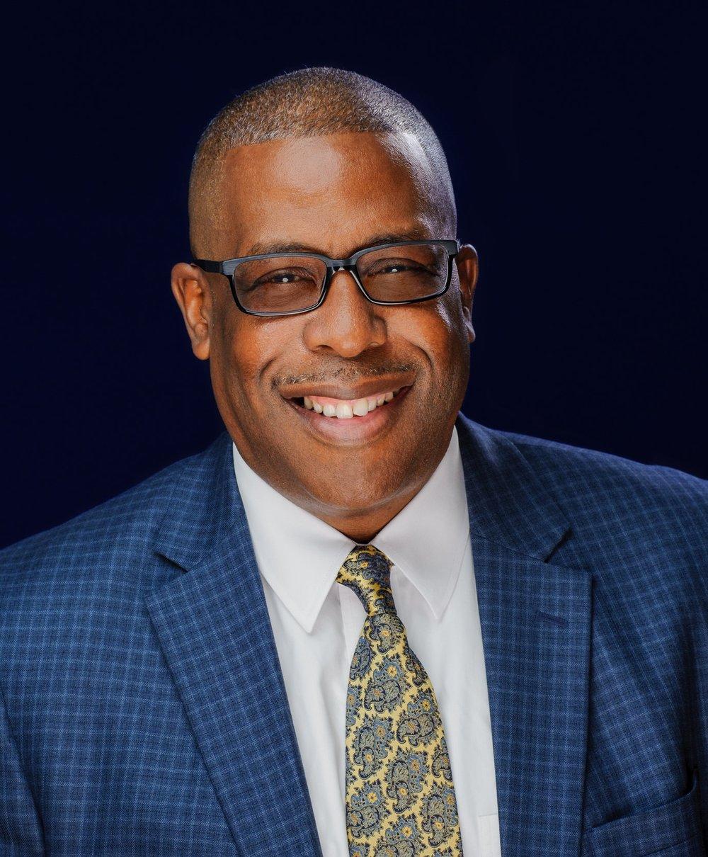 Reuben J. Pettiford, President & CEO