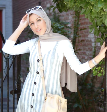 Melanie Elturk of Haute HijabMelanie Elturk is the former attorney turned founder and CEO of blog and modestwear company, Haute Hijab. Growing up Melanie found it difficult to find hijabs that she could mesh with her fresh, confident style. Disappointed, she did what any ambitious tastemaker would do, and created her own. Fast forward to today, Melanie is making serious moves. She has more than 10,000 customers all across the globe and has gained notoriety with features in legendary fashion publications like Harper's Bazar Arabia, Elle, and Vogue Arabia. -