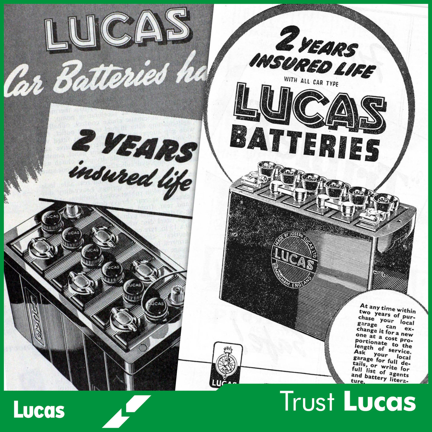 The History Of Lucas Industries Lucas Industrial
