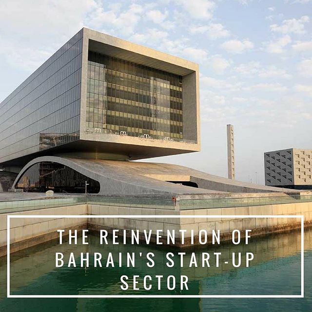 The reinvention of Bahrain's start-up sector (link in bio)