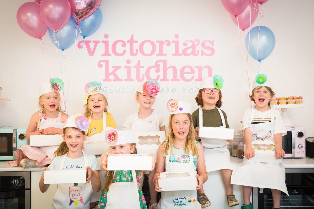 Victorias Kitchen Kids 1