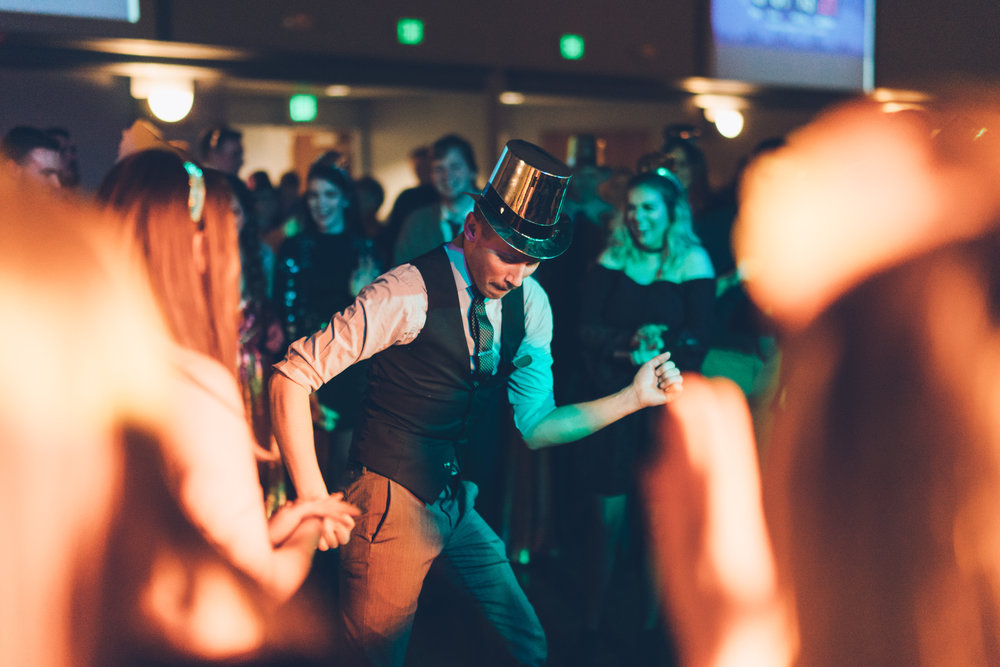 We care about your event as much as you do - Let us entertain you.
