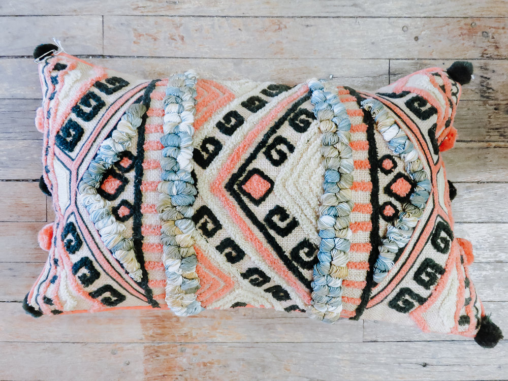 Pillows - We have some fun new pillows in stock! Decorate your home, or gift to a gal-pal for a special and fun gift idea!