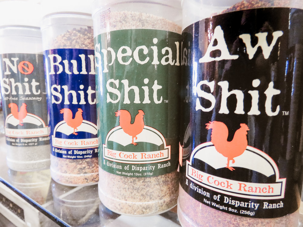 Spice It Up - These Texas made spices are a hit around these parts. Buy a gift for your favorite cook, or make your next home-cooked a meal even better!