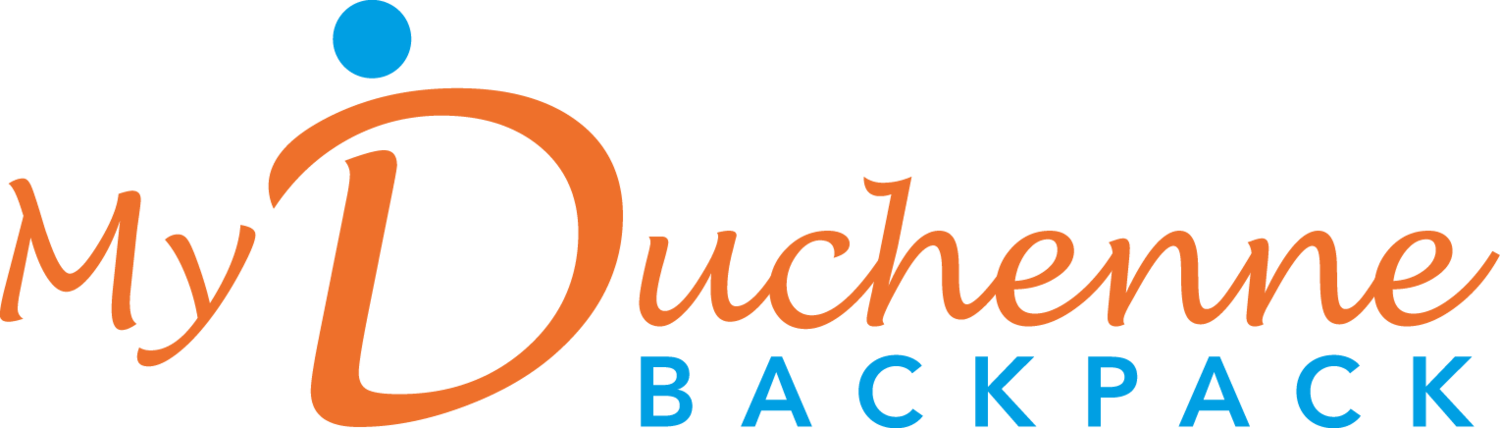 Join My Duchenne Backpack Today