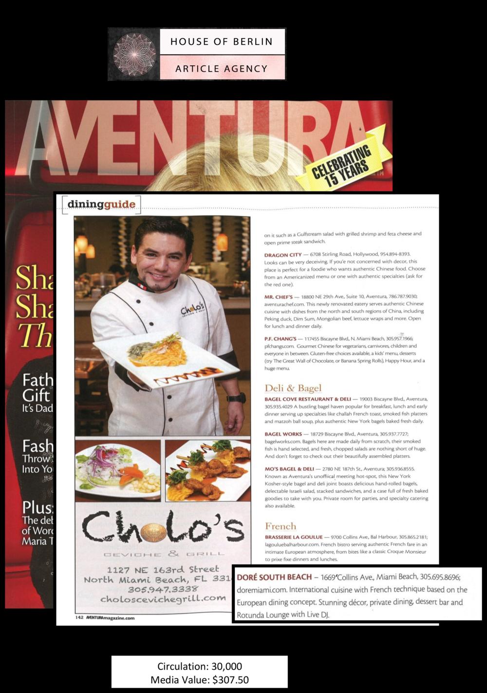 Aventura Magazine - Dore - May.png