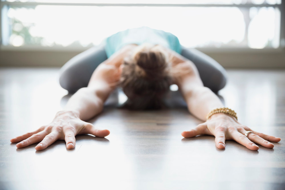 Pilates makes Vicki feel calm
