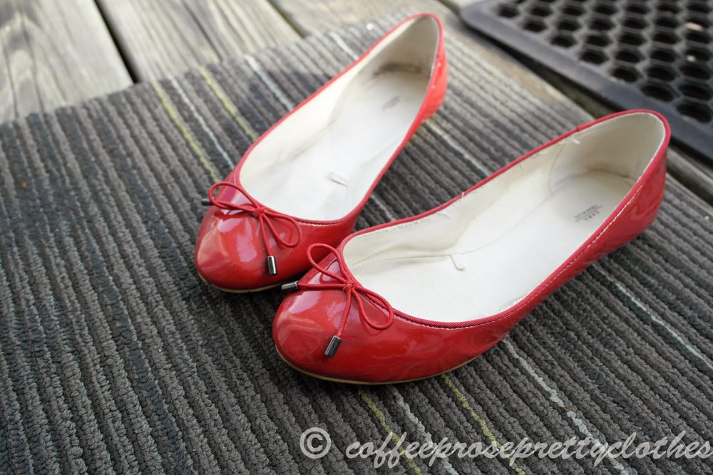 9bee95ffdc1 Closet Strategy  Red Flats — Coffee